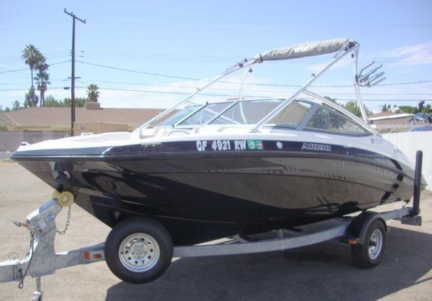 2004 Yamaha AR 190 Jet boat