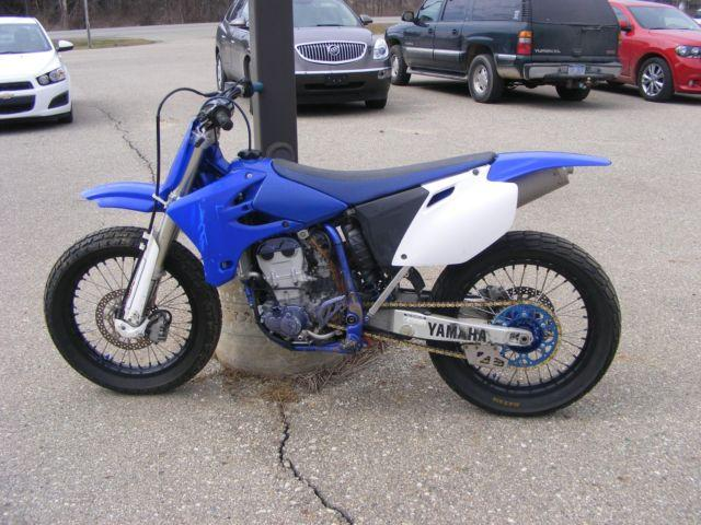 2004 yamaha flat tracker yz 450 for sale in marlette for Yamaha 450 for sale