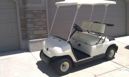 2004 yamaha g 22a gas powered golf cart for sale in for Yamaha golf cart gas vs electric