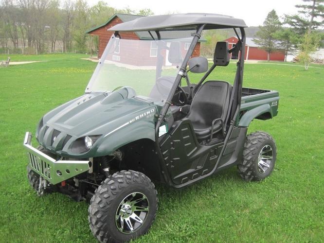 2004 Yamaha Rhino 660 4x4
