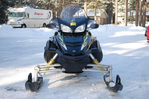 Yamaha Rx Warrior Review