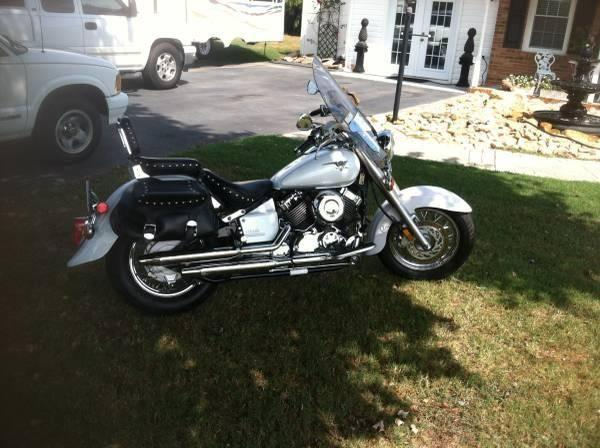 2004 Yamaha V Star Only 8,000 Miles Drives Great for Sale ...