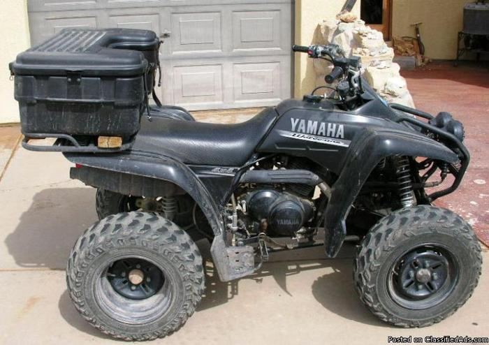 2004 yamaha wolverine 350cc 2x4 wheel drive 4 wheelers 2 for sale in leeds utah classified. Black Bedroom Furniture Sets. Home Design Ideas