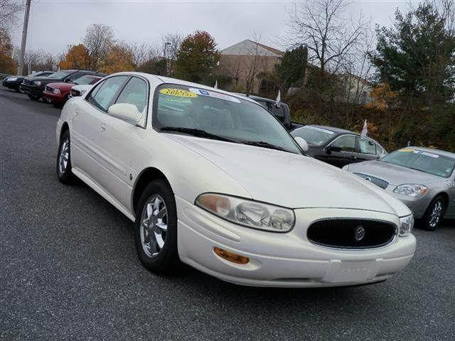 2004 buick lesabre limited for sale in lebanon. Black Bedroom Furniture Sets. Home Design Ideas