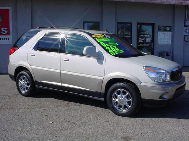 2004 buick rendezvous cxl for sale in clio michigan classified. Black Bedroom Furniture Sets. Home Design Ideas