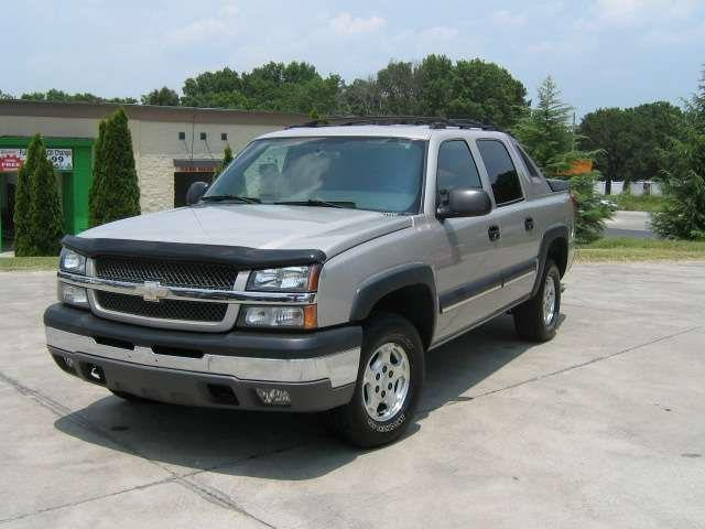 2004 chevrolet avalanche 1500 for sale in dalton georgia. Black Bedroom Furniture Sets. Home Design Ideas