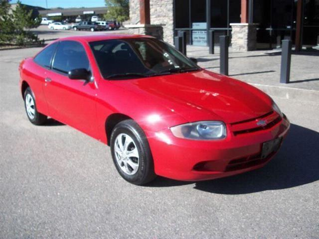 2004 chevrolet cavalier for sale in castle rock colorado classified. Black Bedroom Furniture Sets. Home Design Ideas