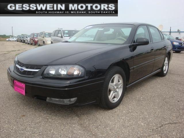 2004 Chevrolet Impala Ss For Sale In Milbank South Dakota
