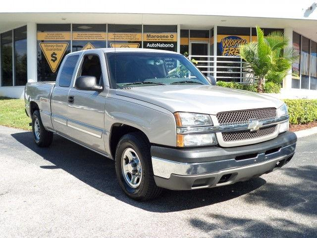 2004 chevrolet silverado 1500 for sale in greenacres florida classified. Black Bedroom Furniture Sets. Home Design Ideas