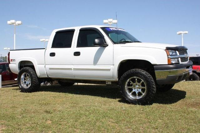 2004 Chevrolet Silverado 1500 Z71 For Sale In Texarkana