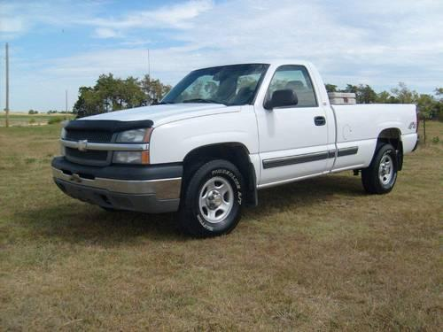 4x4 chevy trucks for sale