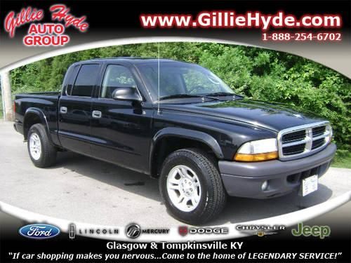 2004 dodge dakota crew cab sxt for sale in dry fork kentucky classified. Black Bedroom Furniture Sets. Home Design Ideas