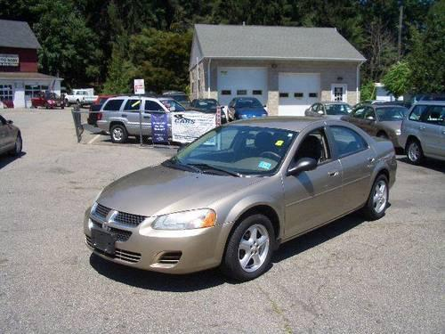 2004 Dodge Stratus Sedan Sxt For Sale In Bogota  New