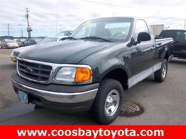 2004 ford f 150 heritage reg cab 120 xl 4wd for sale in. Black Bedroom Furniture Sets. Home Design Ideas