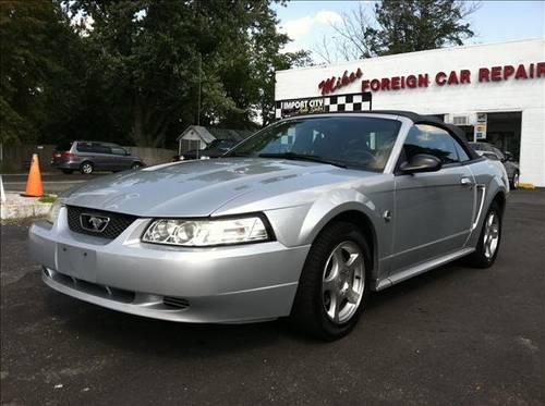 2004 ford mustang 40th anniversary edition for sale in bayville new jersey classified. Black Bedroom Furniture Sets. Home Design Ideas