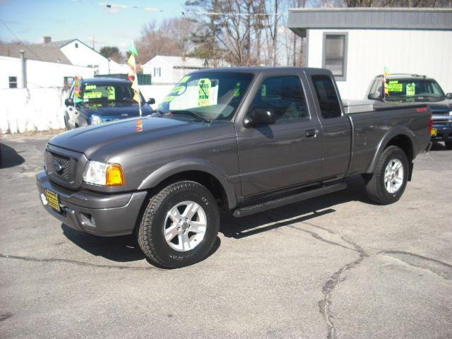 2004 ford ranger edge supercab for sale in west warwick rhode island classified. Black Bedroom Furniture Sets. Home Design Ideas