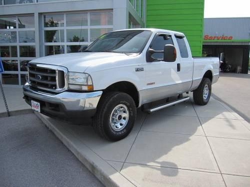 2004 ford super duty f 250 extended cab pickup for sale in acorn kentucky classified. Black Bedroom Furniture Sets. Home Design Ideas