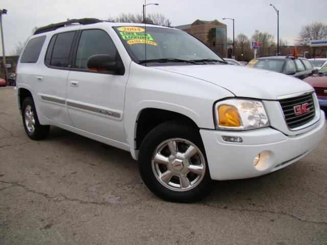 2004 gmc envoy xl slt for sale in champaign illinois. Black Bedroom Furniture Sets. Home Design Ideas