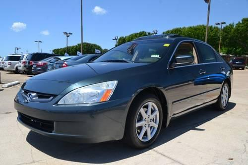 2004 honda accord 4d sedan ex for sale in plano texas classified. Black Bedroom Furniture Sets. Home Design Ideas