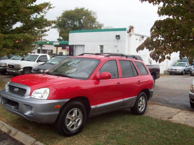 2004 Hyundai Santa Fe Gls For Sale In Griffin Georgia