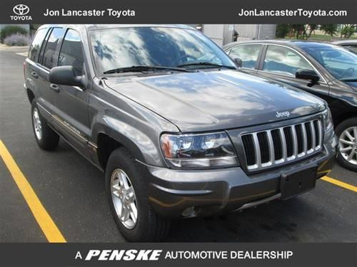 2004 jeep grand cherokee suv 4dr laredo 4wd 4x4 suv for sale in madison wisconsin classified. Black Bedroom Furniture Sets. Home Design Ideas