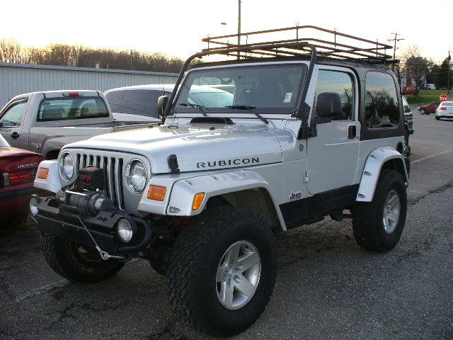 2004 jeep wrangler rubicon for sale in altavista virginia classified. Cars Review. Best American Auto & Cars Review
