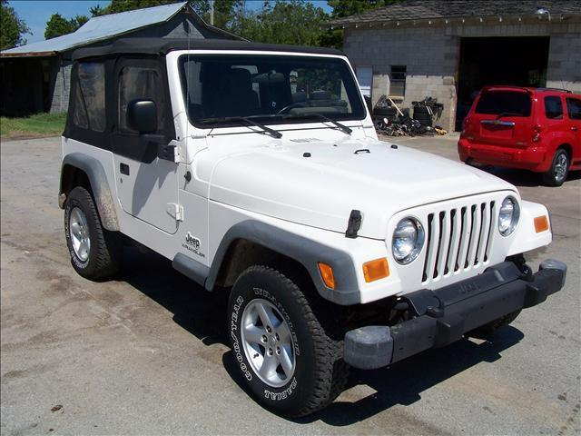 2004 jeep wrangler se for sale in castle oklahoma classified. Black Bedroom Furniture Sets. Home Design Ideas