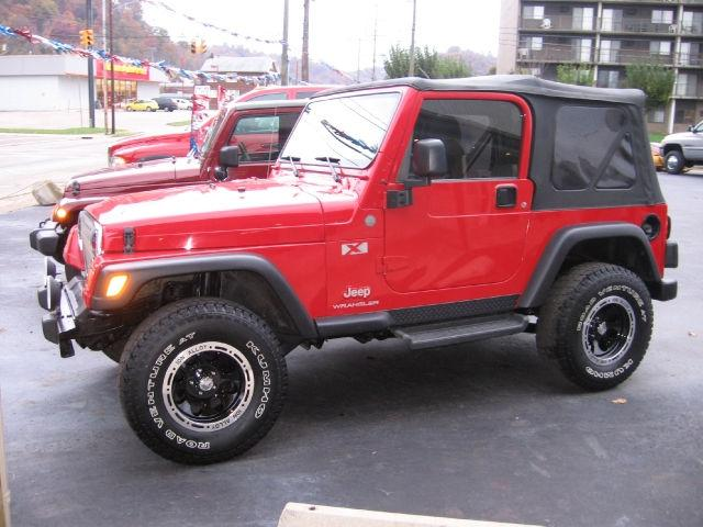 2004 jeep wrangler x for sale in new boston ohio classified. Black Bedroom Furniture Sets. Home Design Ideas