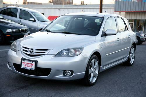 2004 mazda 3s auto hatchback silver 2 3l 110k miles for sale in hagerstown maryland classified. Black Bedroom Furniture Sets. Home Design Ideas