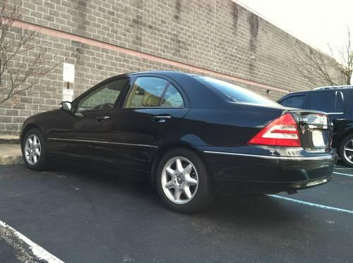 2004 mercedes benz c240 4 dr sedan awd 4matic for sale in for 2004 mercedes benz c240