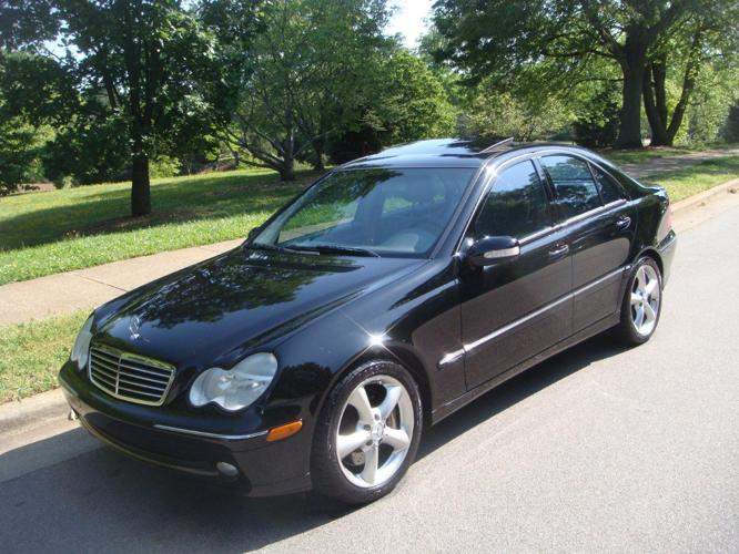 2004 mercedes benz c class c230 sport for sale in new york new york classified. Black Bedroom Furniture Sets. Home Design Ideas