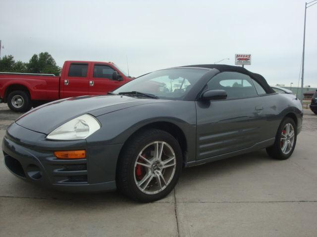 2004 Mitsubishi Eclipse Spyder GS for Sale in Skiatook, Oklahoma ...