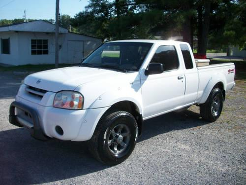 2004 nissan frontier king cab 4x4 xe v6 for sale in hartselle alabama classified. Black Bedroom Furniture Sets. Home Design Ideas