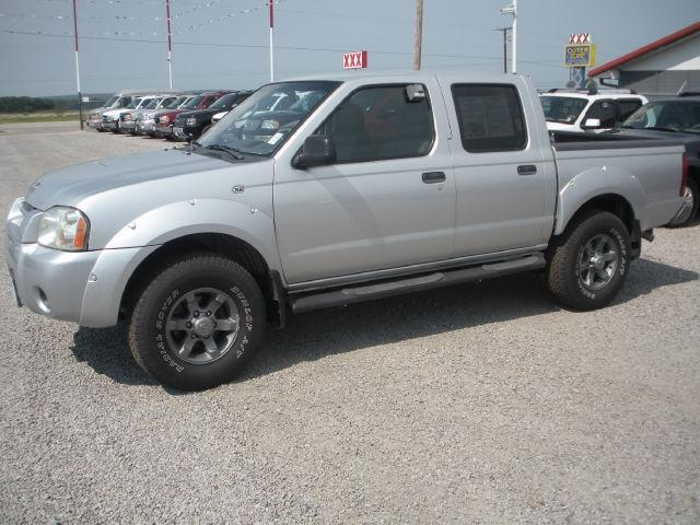 2004 nissan frontier xe for sale in roland oklahoma