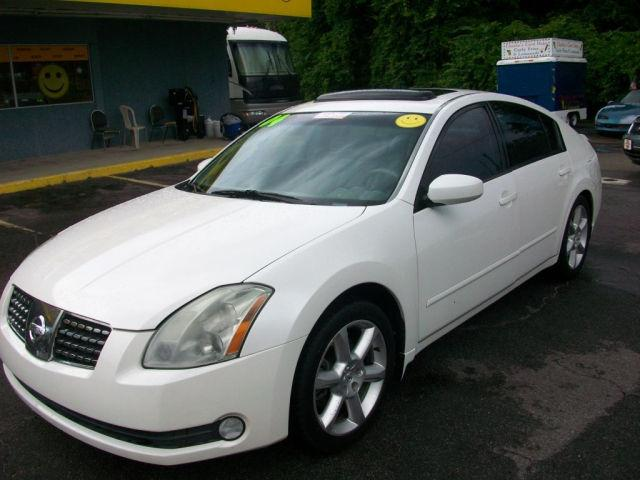 2004 nissan maxima sl for sale in tallahassee florida. Black Bedroom Furniture Sets. Home Design Ideas