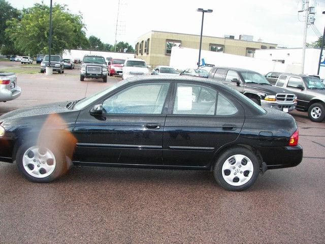 2004 nissan sentra for sale in sioux falls south dakota classified. Black Bedroom Furniture Sets. Home Design Ideas