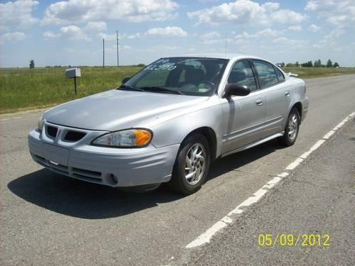 2004 pontiac grand am for sale in bragg city missouri classified. Black Bedroom Furniture Sets. Home Design Ideas