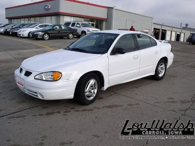 2004 pontiac grand am se 1 for sale in carroll iowa. Black Bedroom Furniture Sets. Home Design Ideas