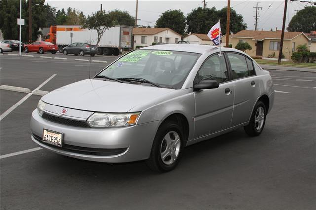 2004 saturn ion 1 for sale in bellflower california. Black Bedroom Furniture Sets. Home Design Ideas