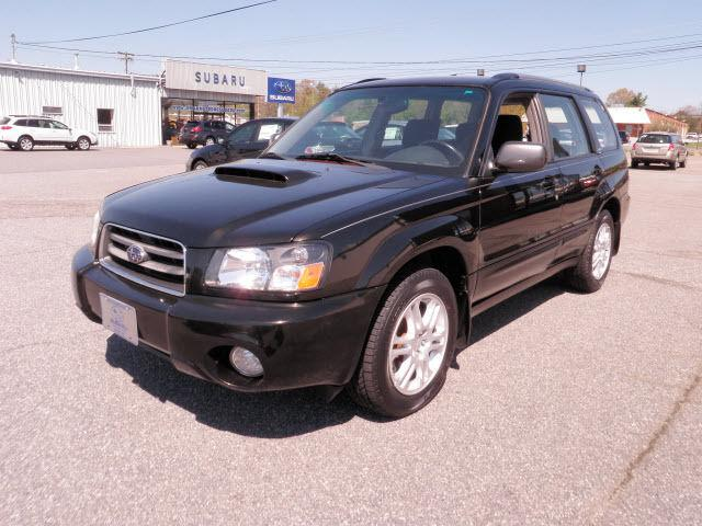 2004 subaru forester 2 5 xt for sale in hickory north carolina classified. Black Bedroom Furniture Sets. Home Design Ideas