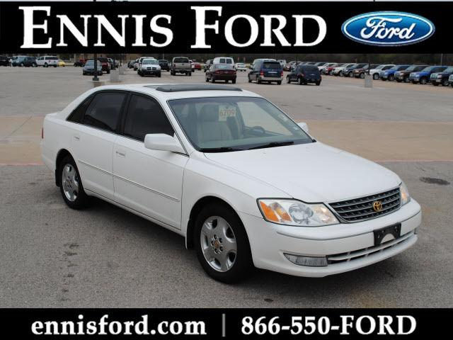 2004 toyota avalon xls for sale in ennis texas classified. Black Bedroom Furniture Sets. Home Design Ideas