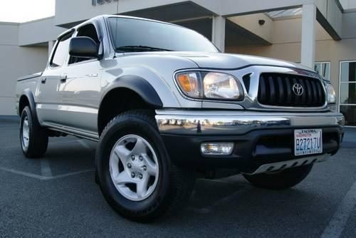 2004 toyota tacoma 4 door crew cab short bed truck for sale in tacoma washington classified. Black Bedroom Furniture Sets. Home Design Ideas