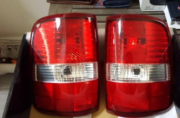 2005-2008 Ford F150 Tail lights OEM - $80