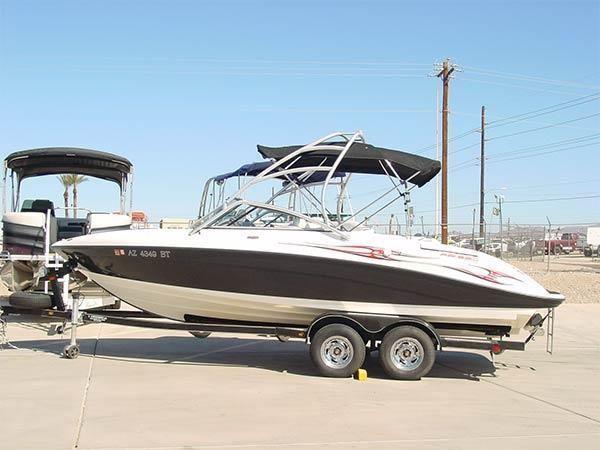 2005 23 39 yamaha ar230 ho for sale in havasu city arizona for Yamaha ar230 boat cover