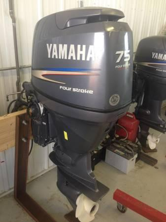 2005 75 hp yamaha 4 stroke efi for sale in kragnes minnesota classified