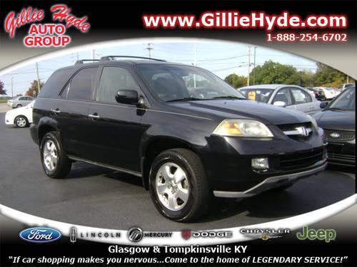Gillie Hyde Glasgow Ky >> 2005 Acura MDX SUV AWD AWD for Sale in Dry Fork, Kentucky ...