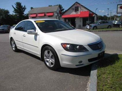 2005 acura rl 3 5rl with navigation system for sale in plaistow new hampshire classified. Black Bedroom Furniture Sets. Home Design Ideas
