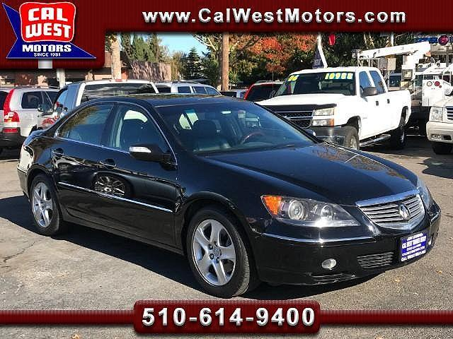 2005 Acura RL Unspecified
