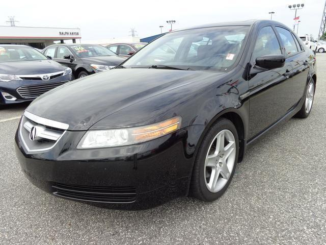 2005 acura tl 4d sedan seden for sale in anderson south carolina classified. Black Bedroom Furniture Sets. Home Design Ideas