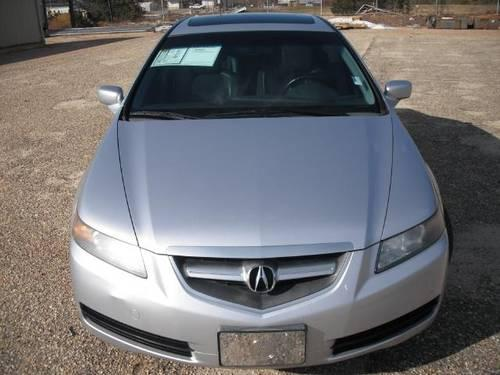 2005 ACURA TL Sedan 4dr Sdn AT Navigation System